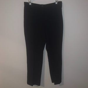 NWT Ankle Length Navy Blue Work Dress Pants